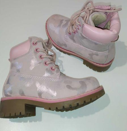 Демисезонные ботинки Сапожки Обувь для девочки НОВЫЕ