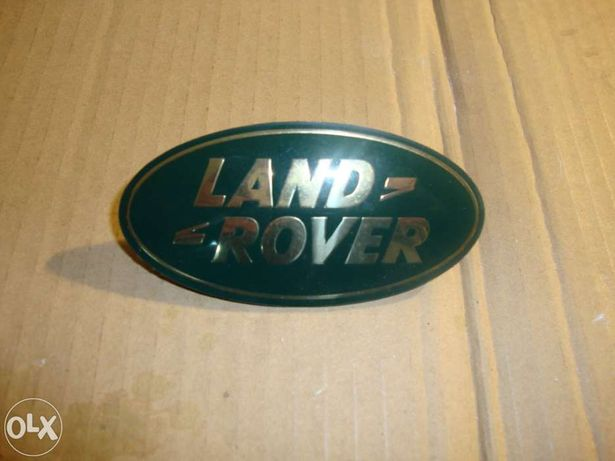 Logótipo Oval Land Rover