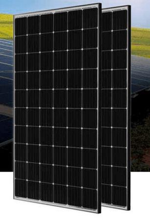 Moduł fotowoltaiczny mono JA Solar JAM60S09-325/PR Czarna Rama