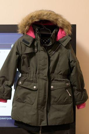 Куртка зимняя пальто Big Chil zara