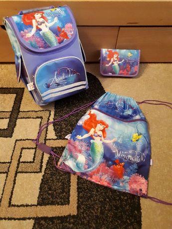 Рюкзак+пенал+сумка для обуви ТМ Kite для девочки