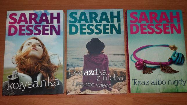 Książki dla młodzieży autorstwa Sarah Dessen