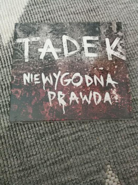 Płyta Tadek Niewygodna Prawda. W folii Białystok - image 1