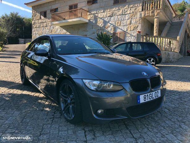 BMW 330 Pack M Manual