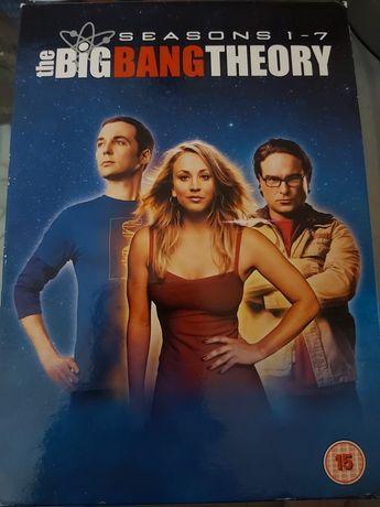 TROCA - The Big Bang Theory Temporadas  1 A 7