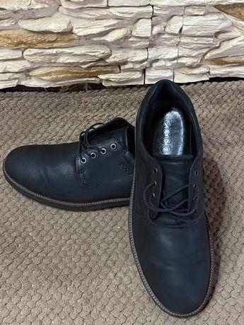 Buty skórzane ECCO rozmiar 45 jak nowe