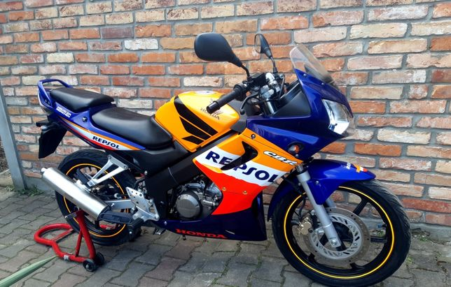 Honda CBR JC34 Super Stan Jak Nowa  2006R  ***Transport ***