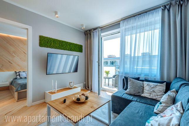 Apartament Scandi - Bliżej Morza Kołobrzeg, 4-ro osobowy