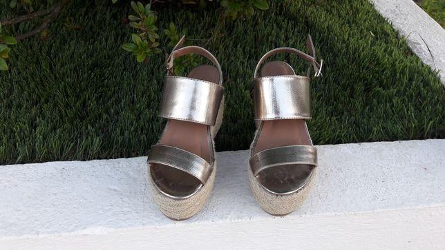 Sandálias bonitas e confortáveis marca Seaside