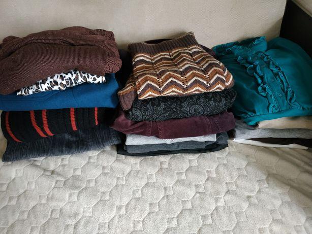 Zestaw ubrań paka S/M jesień zima