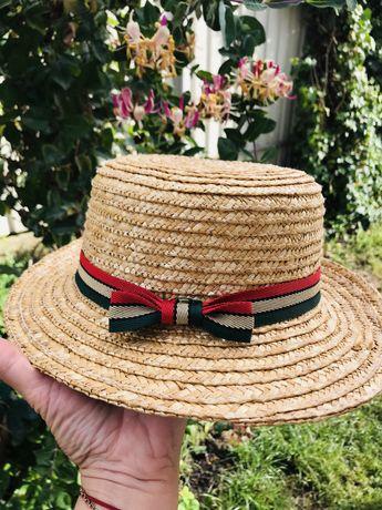 Женская шляпа конотье. Жіночий капелюх конотьє.