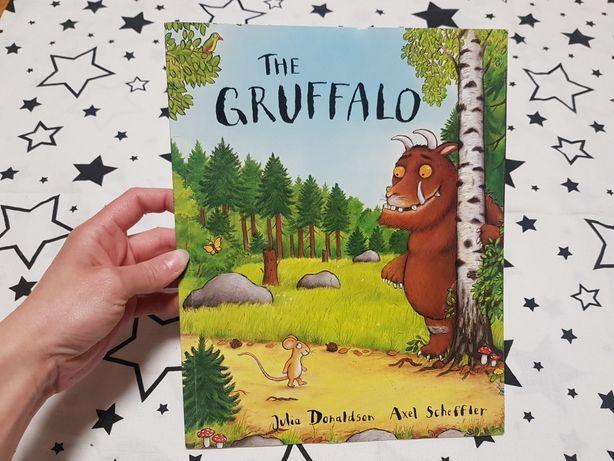 Gruffalo Груфало детская книга английском дитяча Julia Donaldson