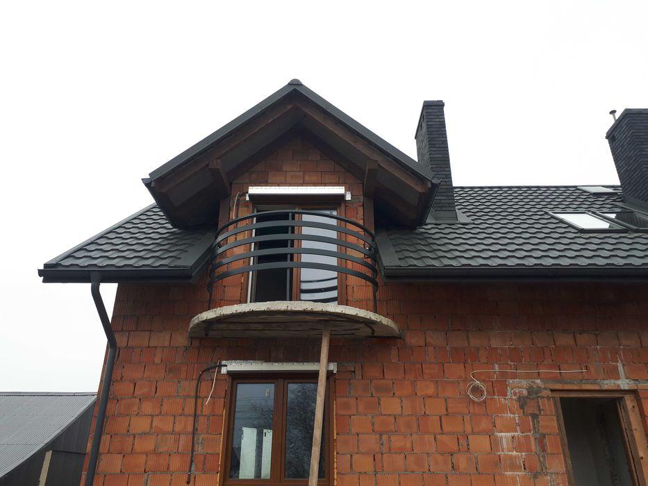 Wykonam balustrady ,usługi slusarskie i spawalnicze mig mag tig mma Samborzec - image 1