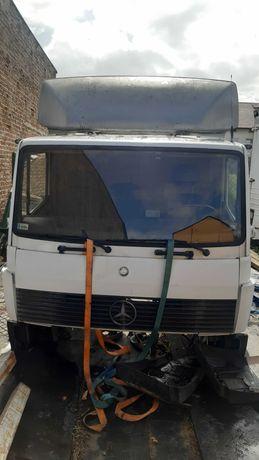 Mercedes Benz kabina most resory belka zderzak 1117