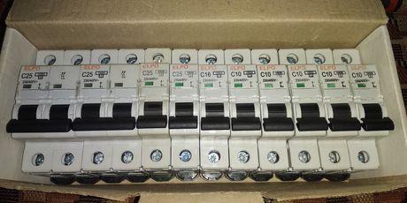 Автоматические выключатели фирмы ELPO