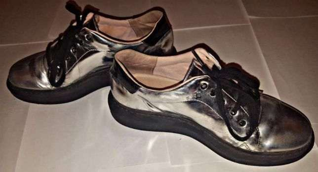 Туфли - ботинки женские
