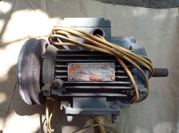 Электродвигатель 3ф, 0,55кВт, 1560об/мин