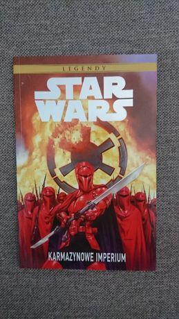 Star Wars Legendy - Karmazynowe Imperium
