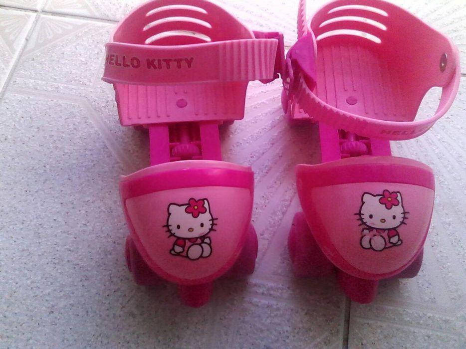 Patins Hello Kitty
