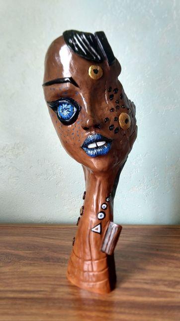 Керамическая скульптура Арт fantasy