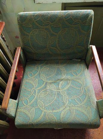 4 кресла старых ссср