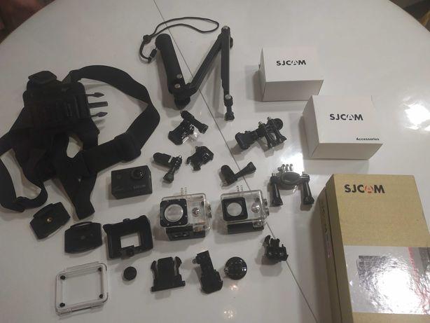 Экшн камера SJ 4000+ wifi