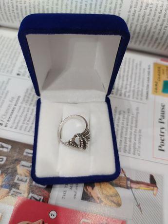 Кольцо серебряное без бирки