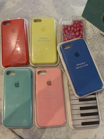 Iphone 7,8 чехол