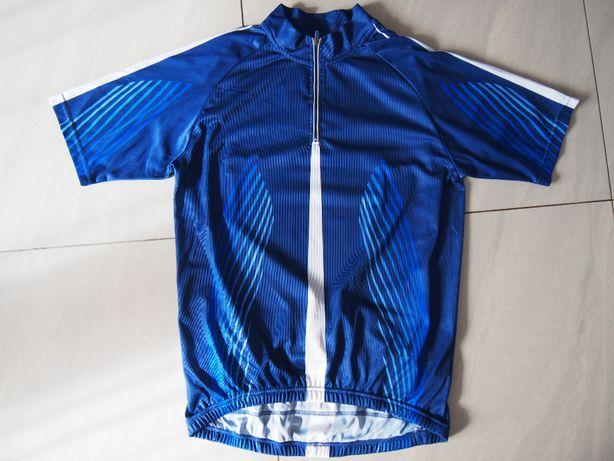 Koszulka kolarska bluzka na rower męska S Techtex