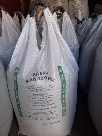 Kreda Nawozowa Granulowana BIG BAG