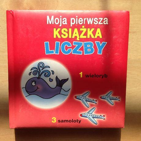 Moja pierwsza książka Liczby