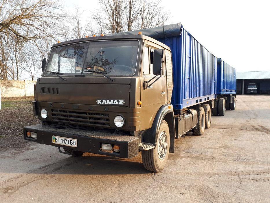 Продам Камаз 53212 Полтава - изображение 1