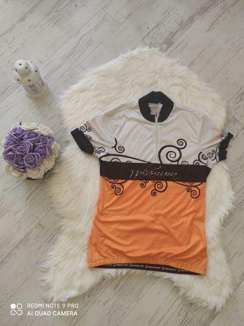 Bluzka sportowa na rower