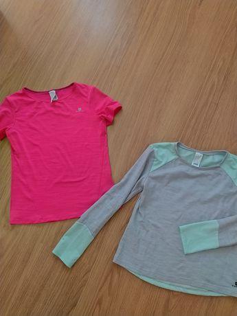 Conjunto de duas camisolas de desporto 12 anos
