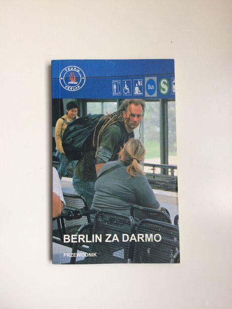 Przewodnik BERLIN ZA DARMO książka poradnik NIEMCY Germany