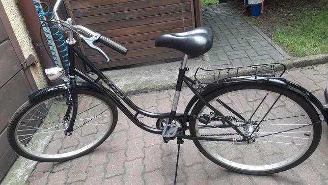 Rower damski retro koła 26 cali nowy