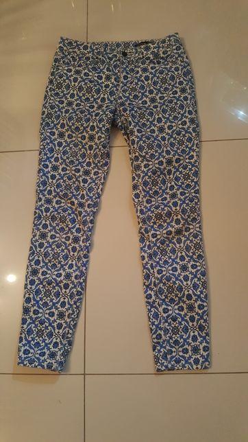 ZARA Spodnie Slim 36