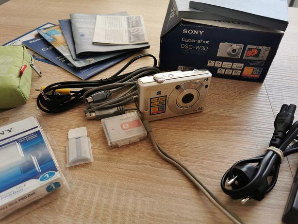 Aparat Sony DSC-W30