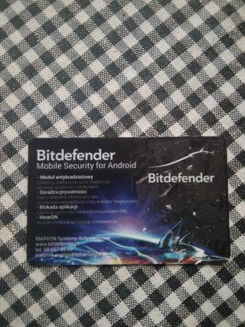 Bitdefender antywirus android 12 Msc  y