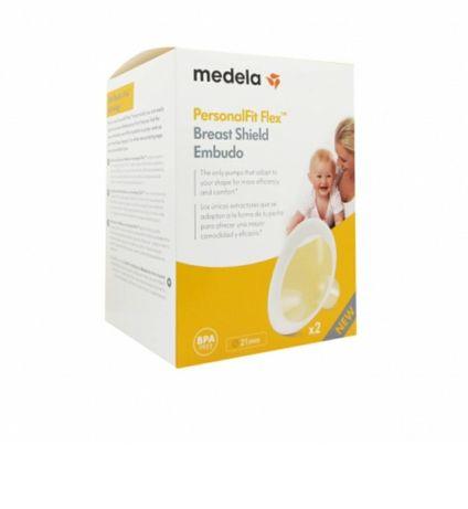 Medela- Funil PersonalFit Profissional- para bomba elétrica/Manual