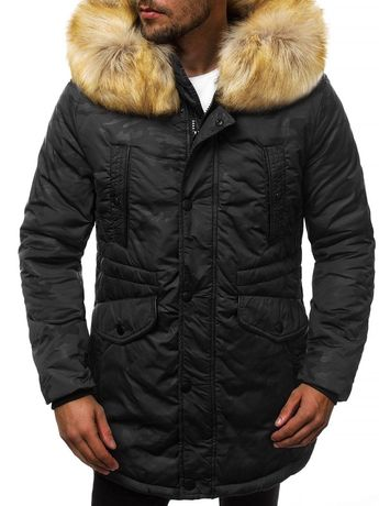 Зимова Куртка Парка