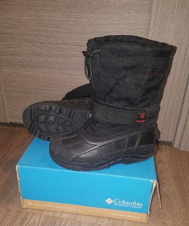 Зимние термо ботинки сапоги KAMIK до -40*С р.12 (29-30) из Америки