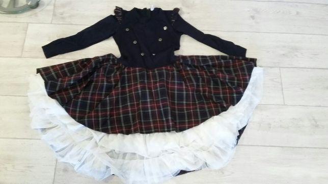 Школьное платье на рост 146