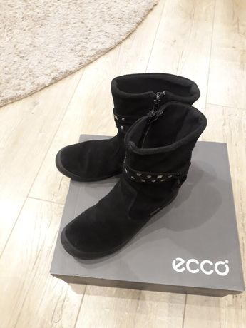 Сапоги зимние ECCO