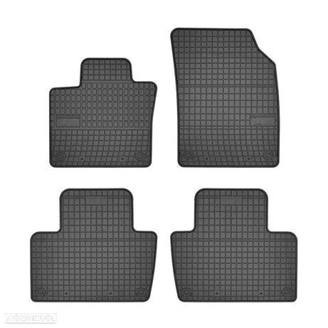 Tapetes para Volvo XC90 II 2015+ em borracha | Mitrosport