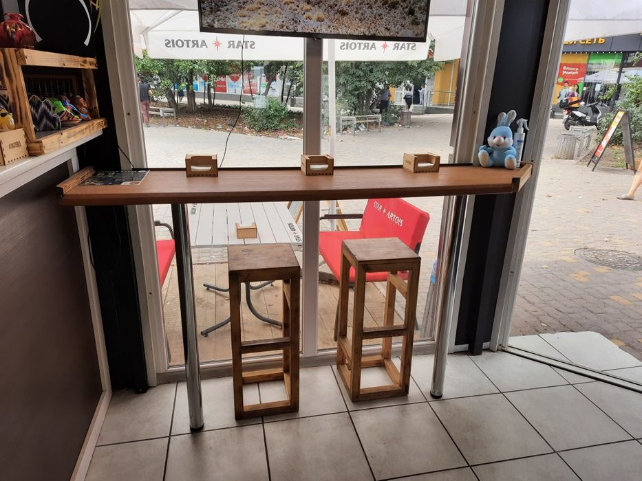Продам бар и 2 стула Одесса - изображение 1