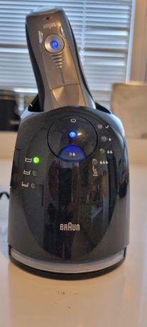 Máquina de barbear Braun serie 9