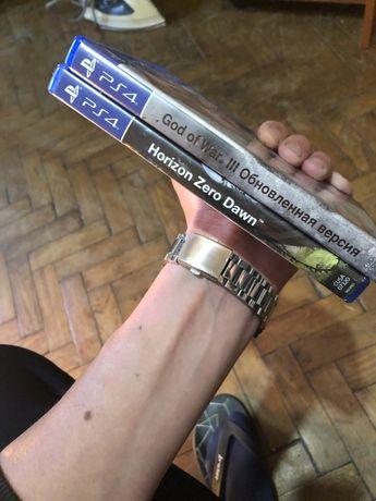 Продам диски PS 4