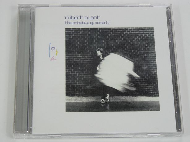 cd Robert Plant - The Principle of Moments 2007 EU ex Led Zeppelin