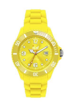 Ice Watch Sili Yellow Zegarek Żółty Unisex
